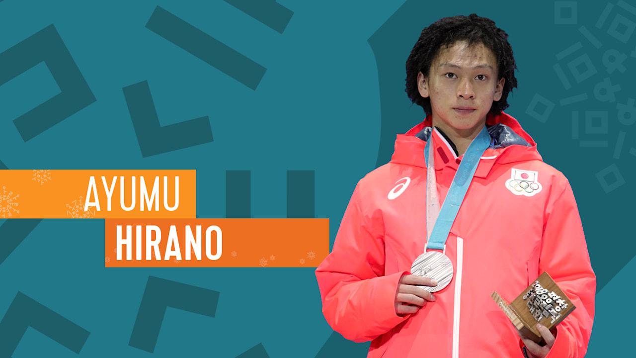 Ayumu Hirano: My PyeongChang Highlights