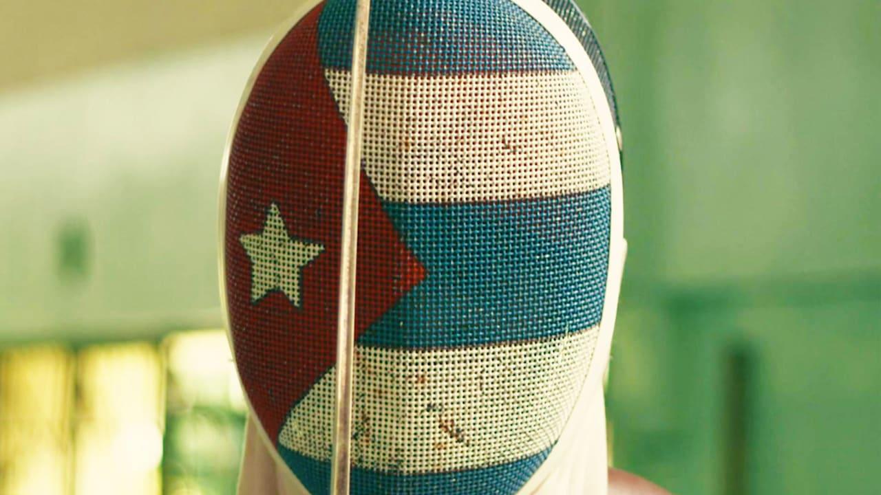 ラジオソード:キューバのDIYフェンシング装具