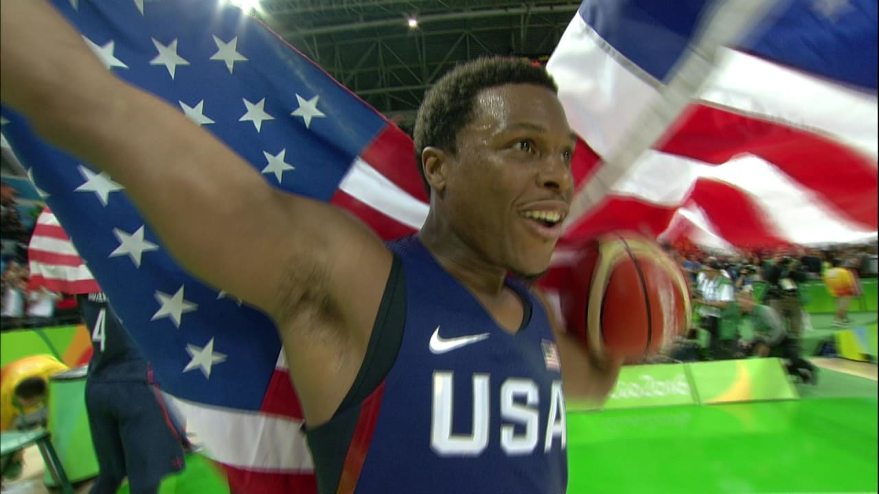 USA win third consecutive gold in men's basketball