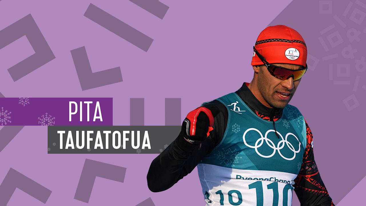 Pita Taufatofua: My PyeongChang Highlights