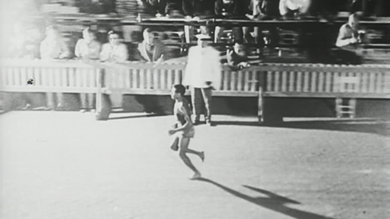 裸足の英雄、アベベ・ビキラがマラソンで金メダル