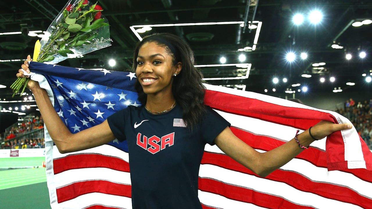 Vashti Cunningham and her father: It's complicated