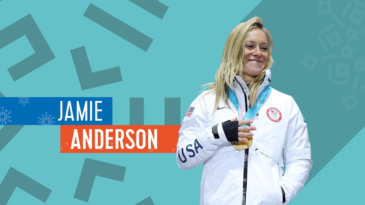 Jamie Anderson: My PyeongChang Highlights