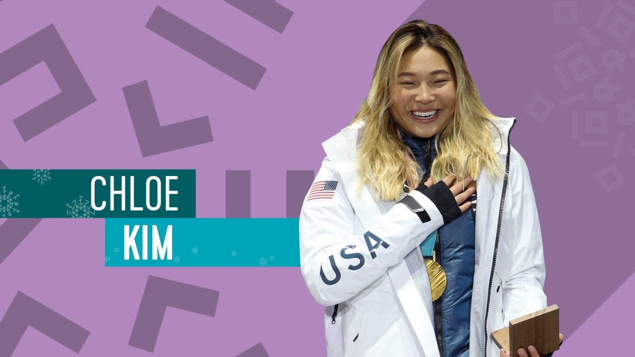 Chloe Kim: My PyeongChang Highlights