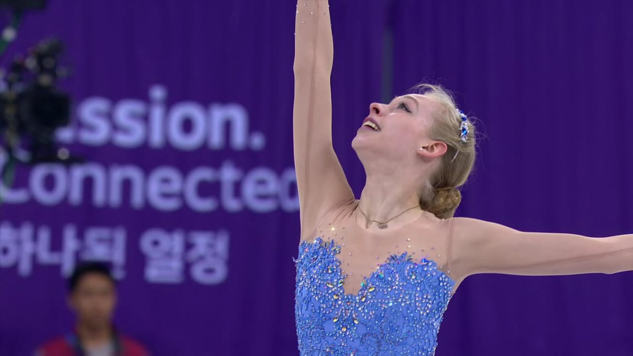 Bradie Tennell (USA) - 9th Place | Women's Free Skating