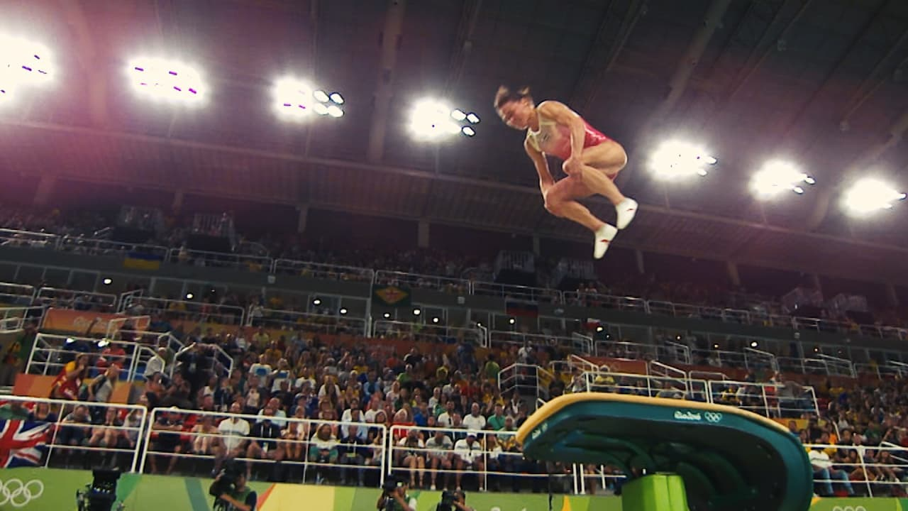 'vault of death' gymnast hoping to break own record with eighth olympics