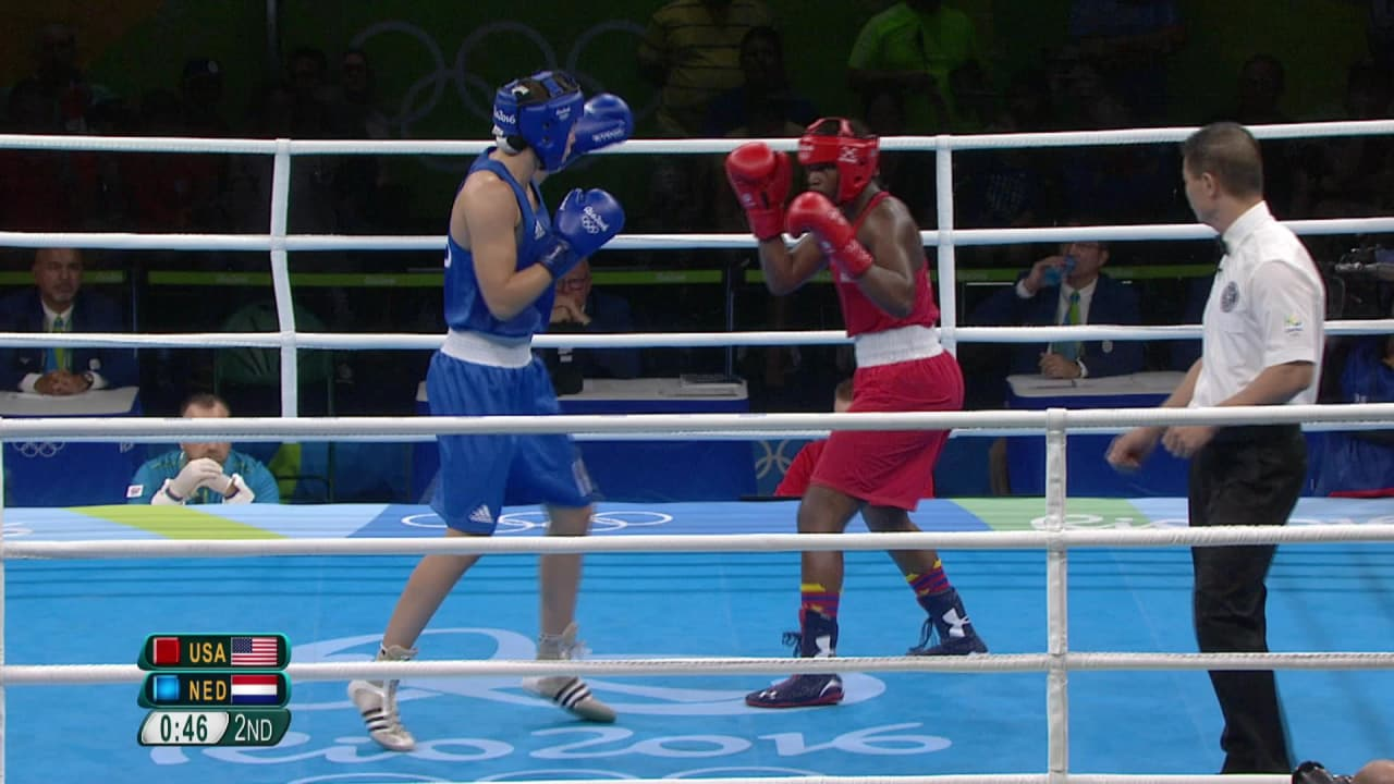Shields wins Women's Boxing gold