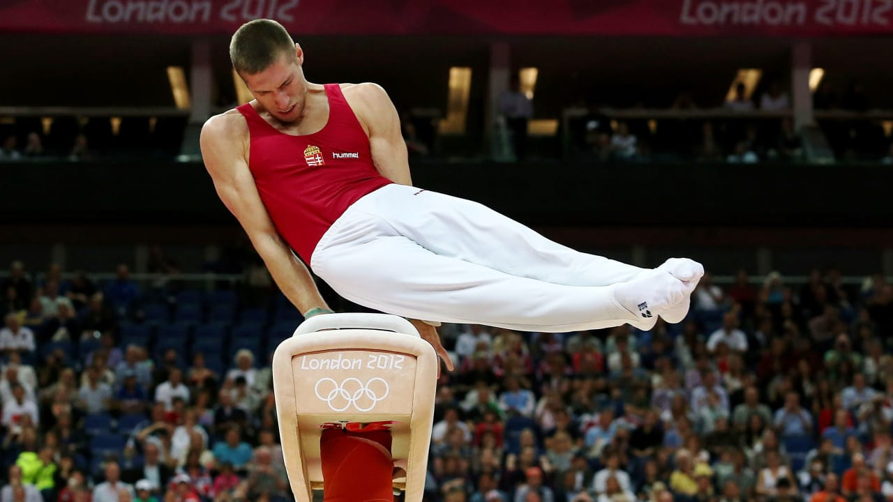 The beauty of Men's Artistic Gymnastics