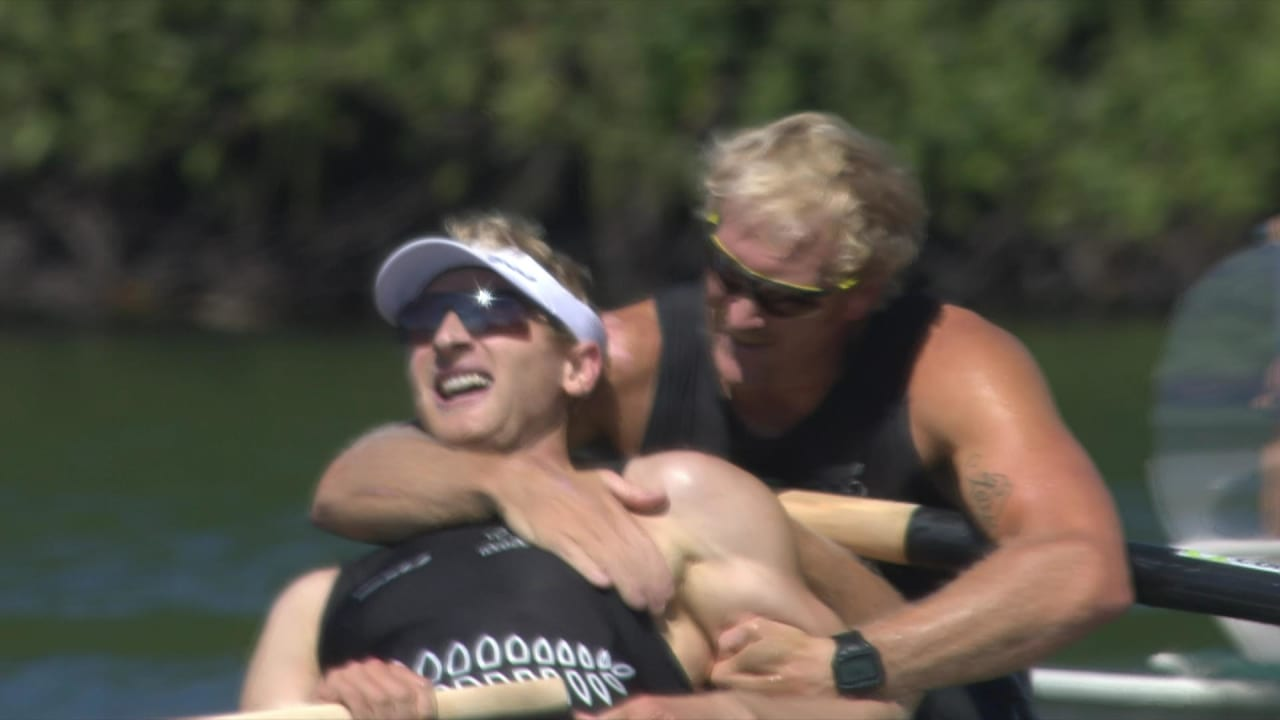 New Zealand pair power to Men's Pairs gold