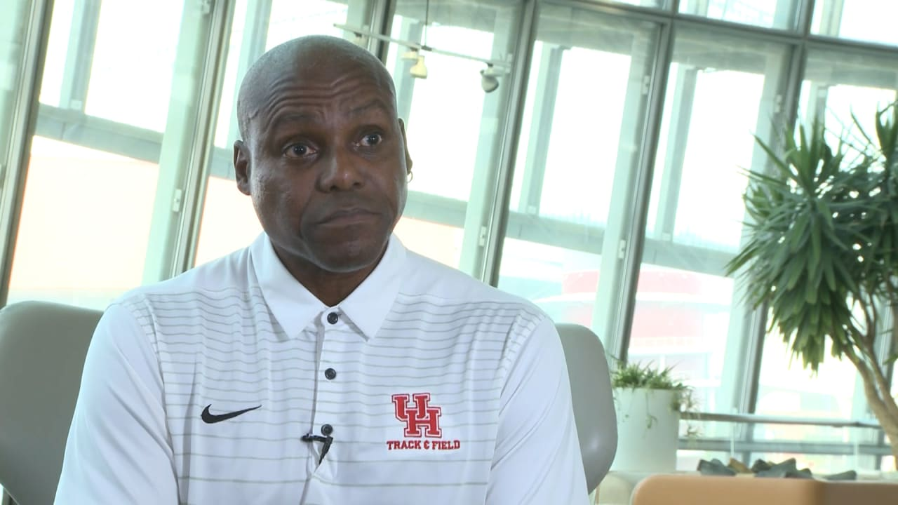 Olympic legend Carl Lewis: Athletics does not need another face