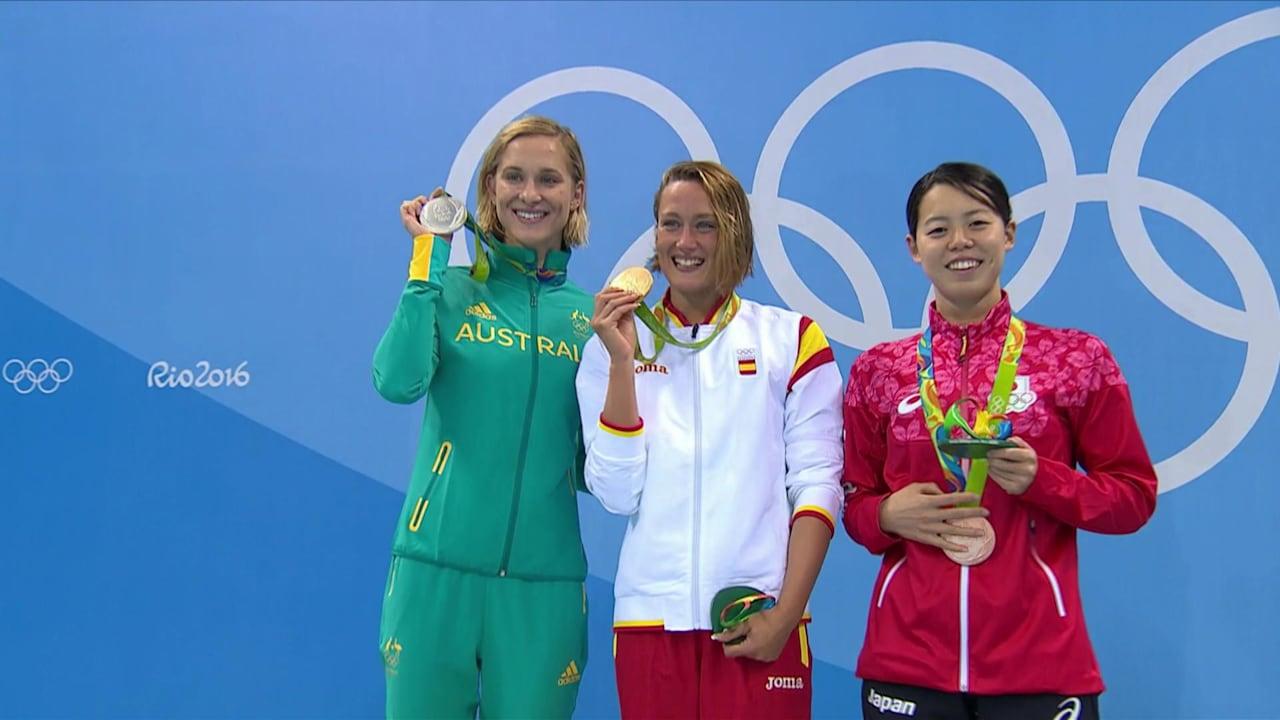 Women's 200m Butterfly Final | Rio 2016 Replays