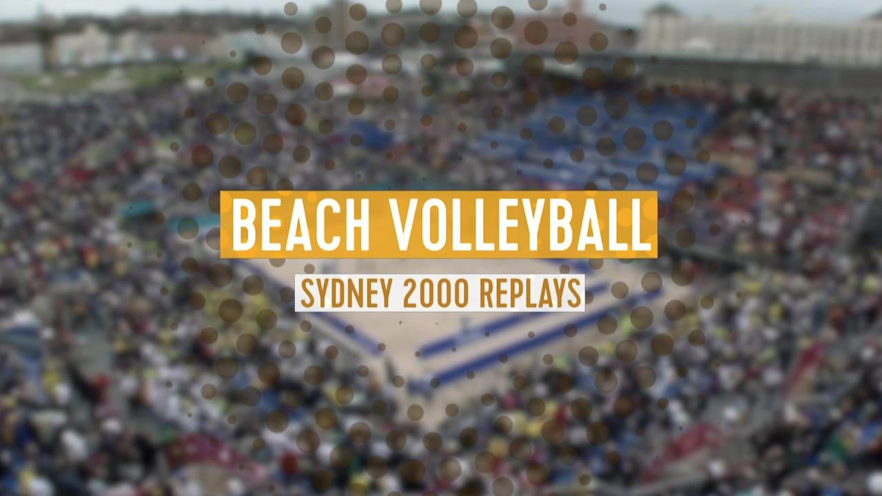 Women S Beach Volleyball Final Sydney 2000 Replays