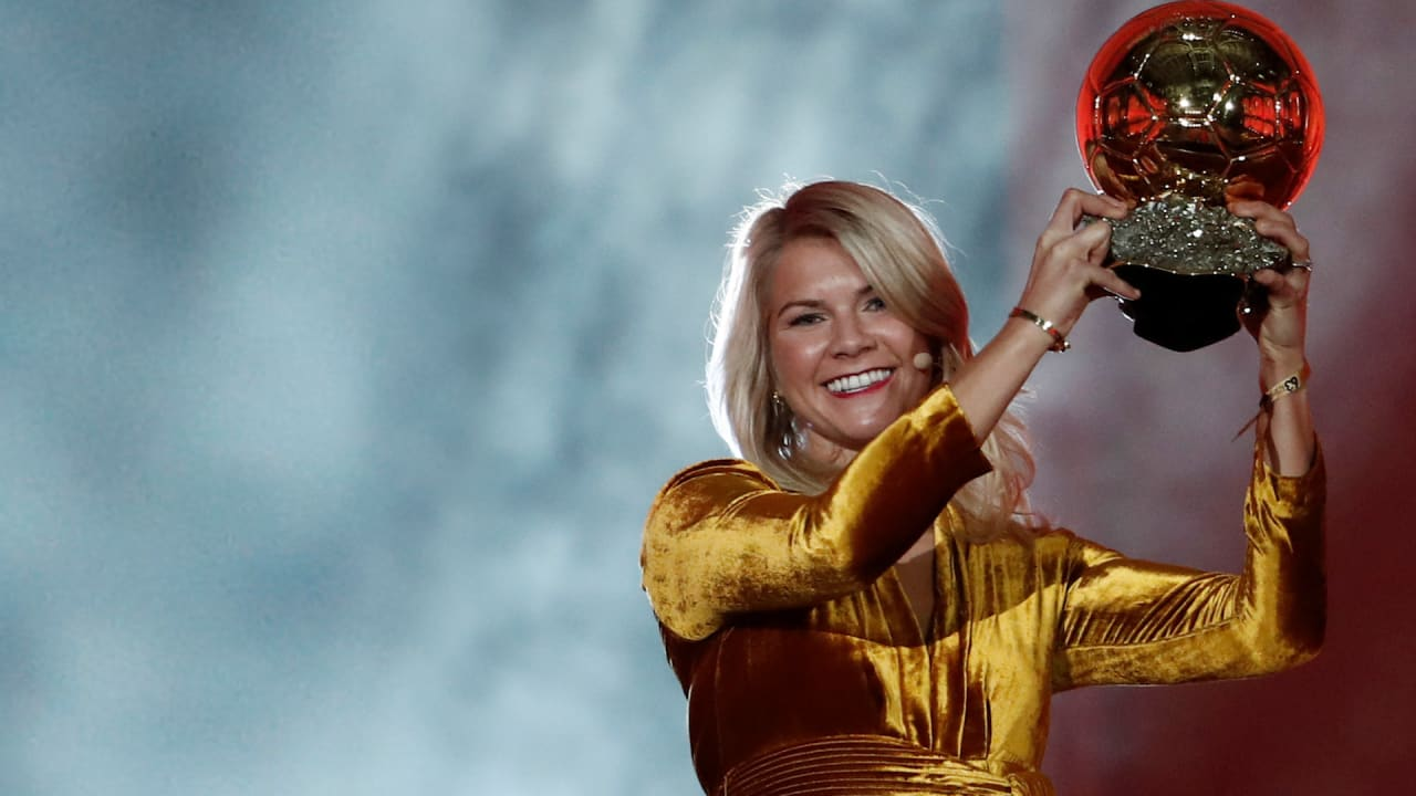 Ada Hegerberg: How the Norway star became one of the best in the world