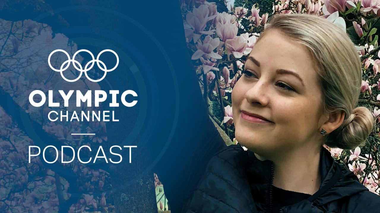Podcast:  How figure skater Gracie Gold deals with mental health issues
