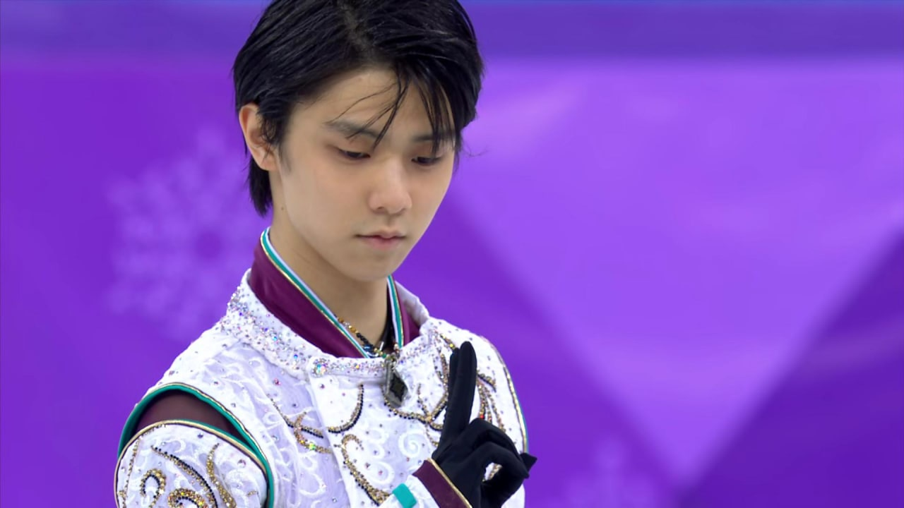 Yuzuru Hanyu (JPN) - Gold Medal | Men's Free Skating