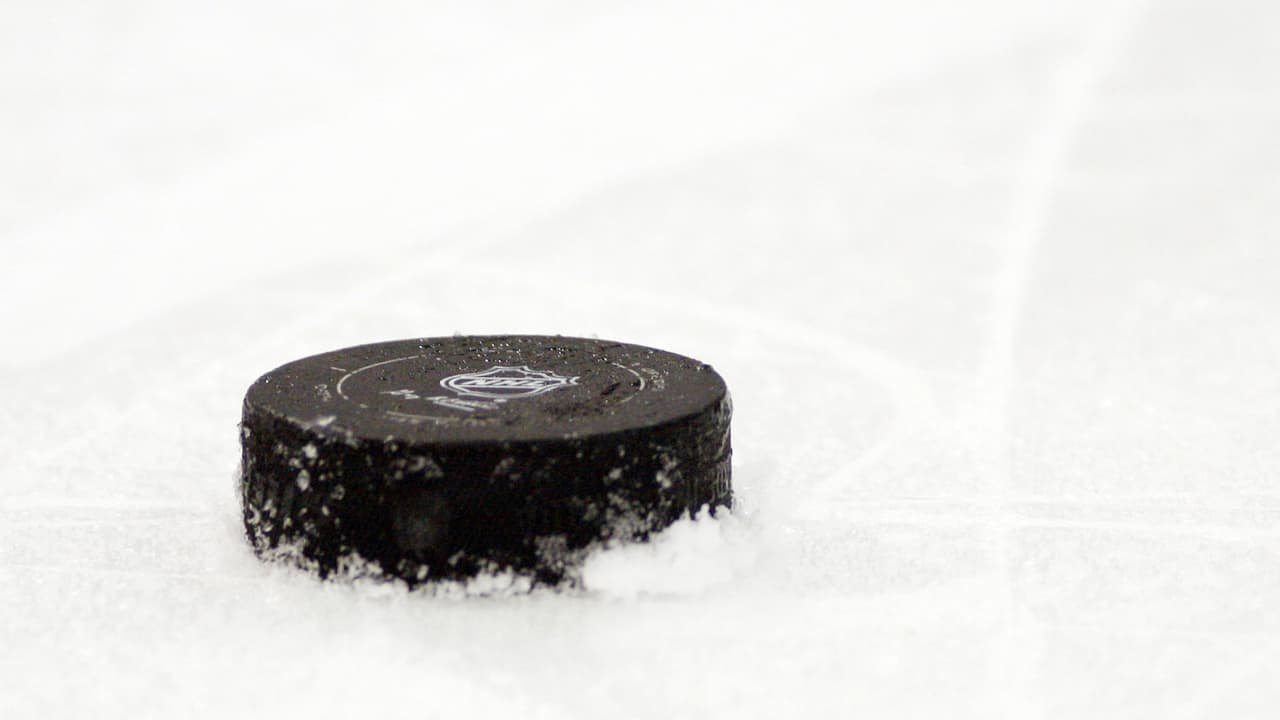 The hockey puck explained