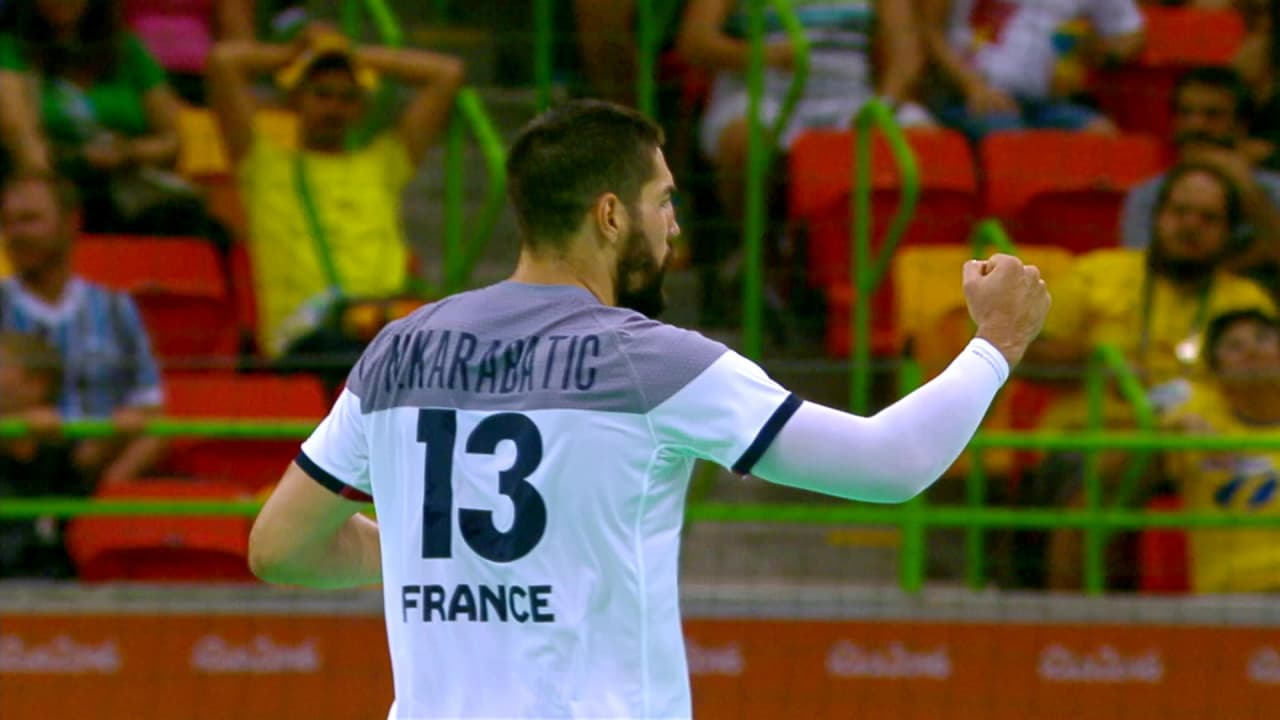 Nikola Karabatic: My Rio Highlights