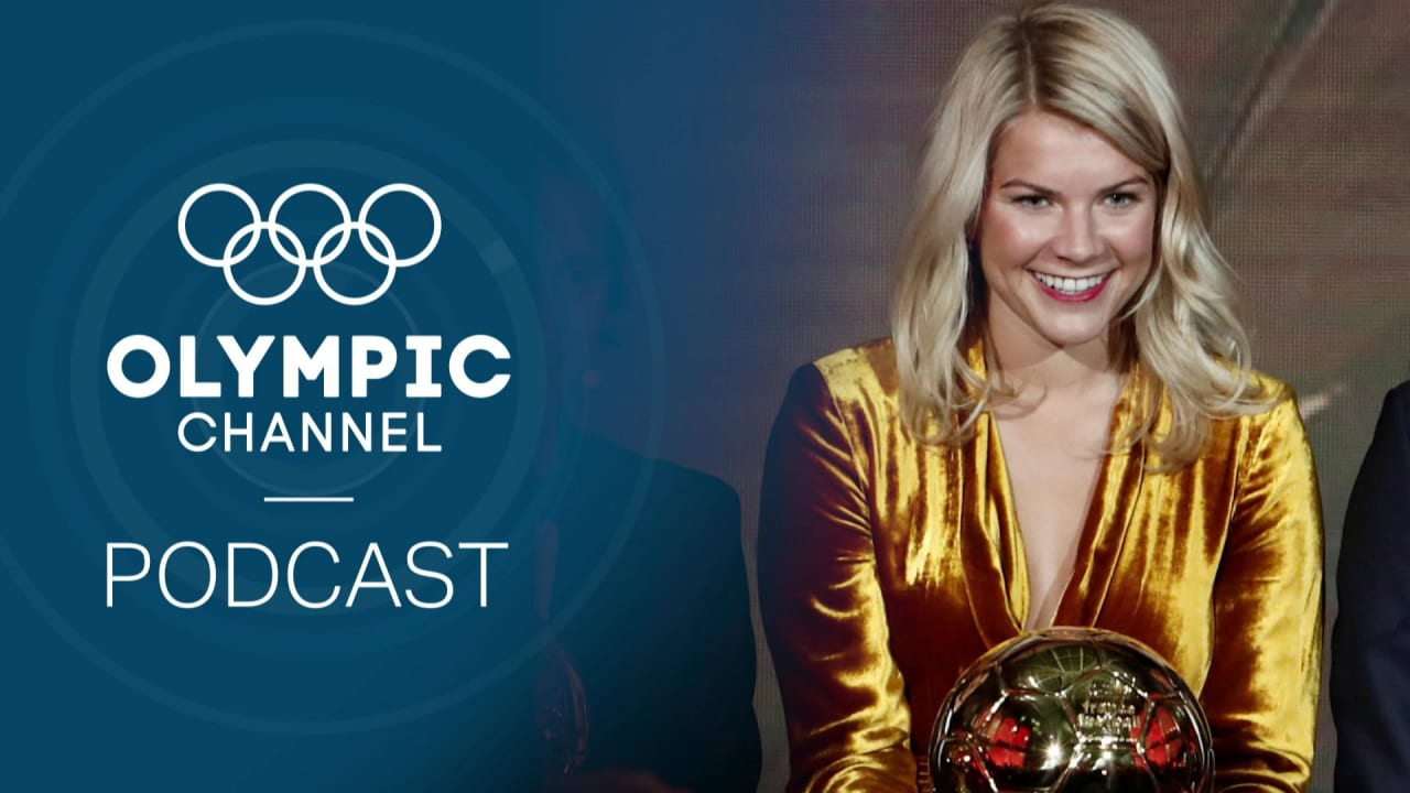 Podcast: Ada Hegerberg – the footballer dominating Europe