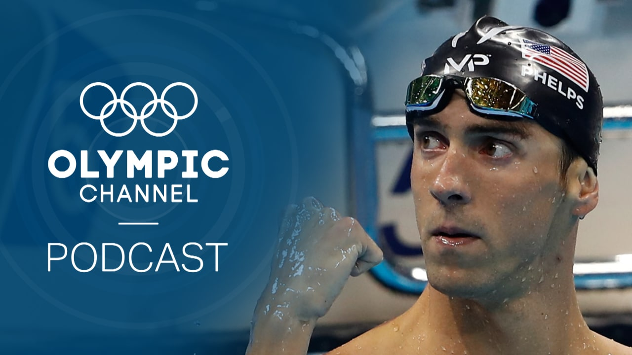 All-time most decorated Olympian Michael Phelps on mental resilience