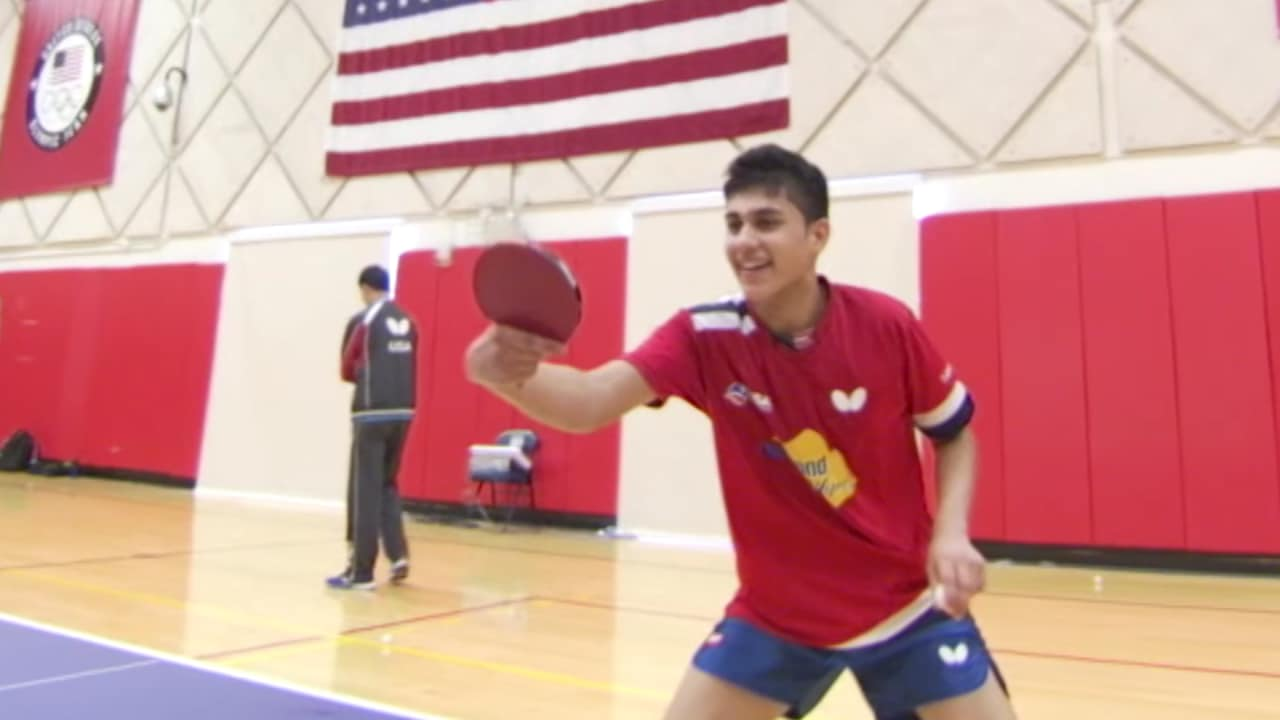 US table tennis prodigy Kanak Jha opens up about Olympic dreams