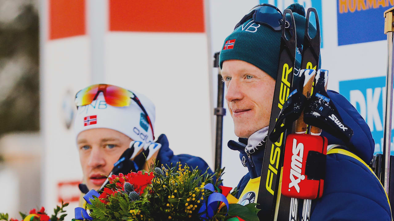 Unstoppable Johannes Thingnes Boe: