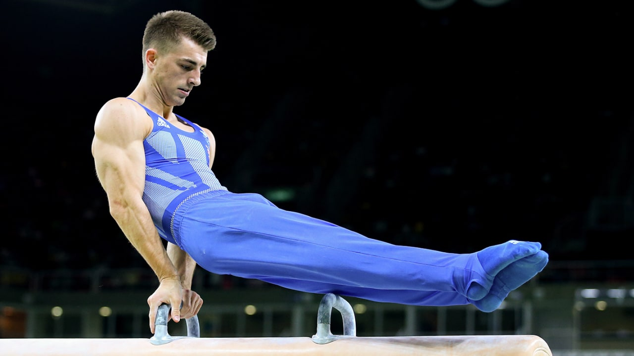 Max Whitlock: My Rio Highlights
