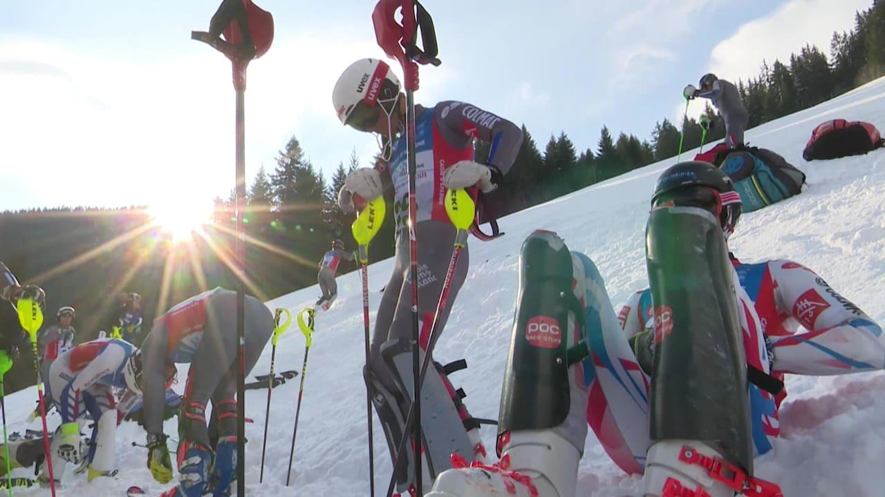 ハイライト2日目 | スキー:フランス選手権