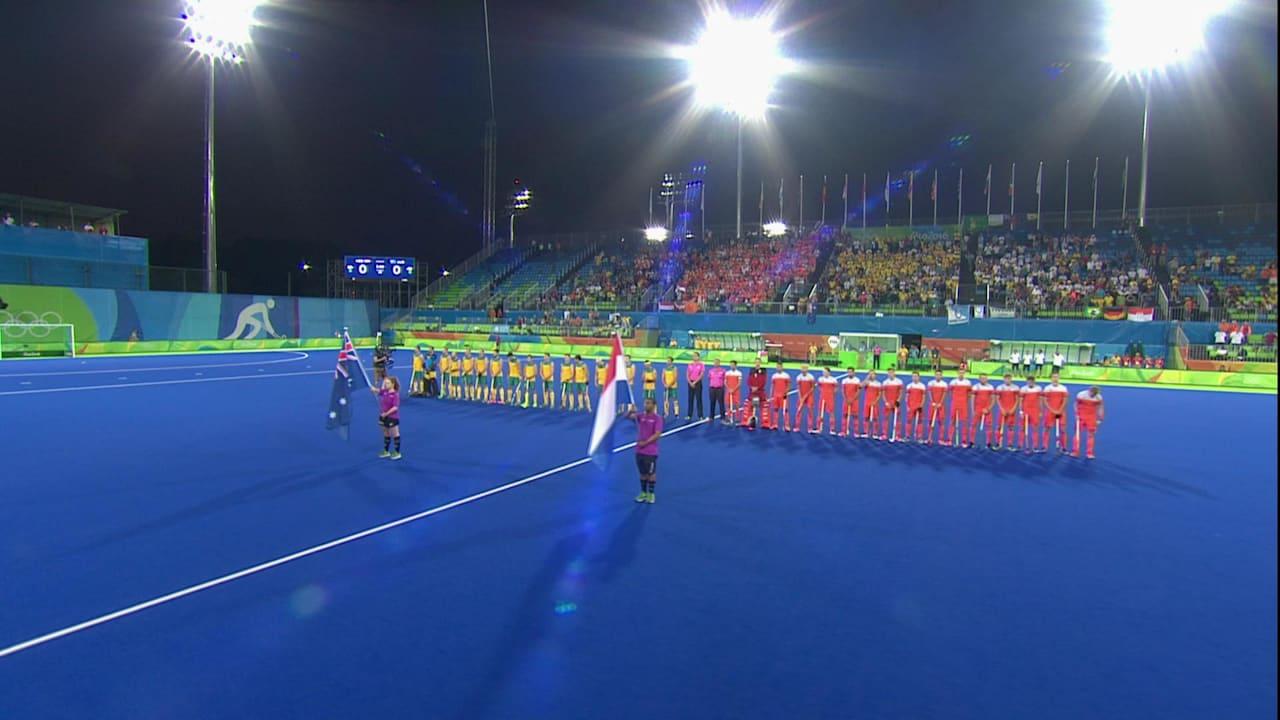 Netherlands 4-0 Australia | Hockey at Rio 2016