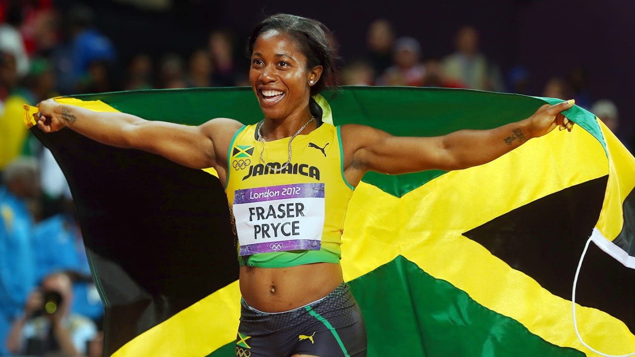 Fraser-Pryce wins gold in Women's 100m | London 2012 Replays