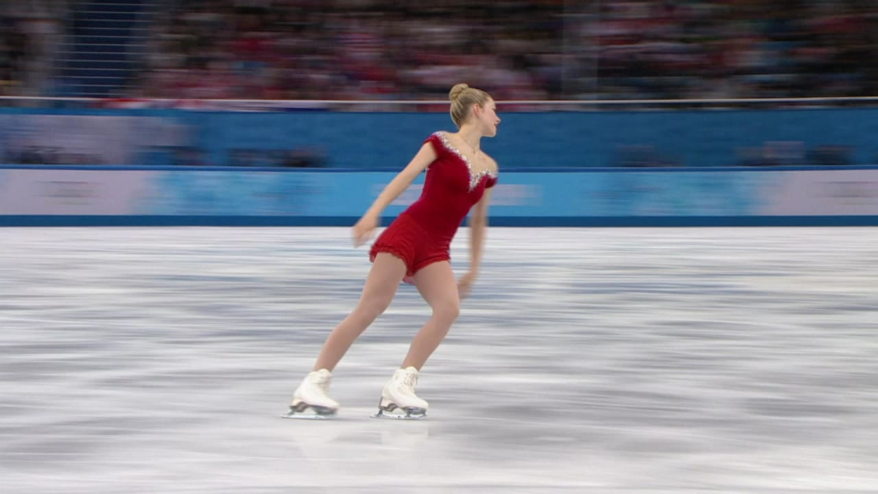 Gracie Gold (USA) | Women's Figure Skating - Sochi 2014 Replays