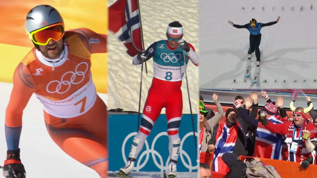 The secret of Norway's success