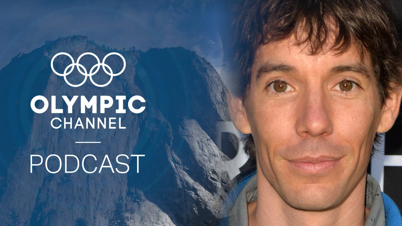 Podcast: Alex Honnold from Free Solo on climbing, the Olympics, and fear