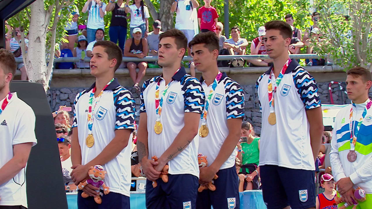 How the Golden Generation inspired the 3x3 YOG champions