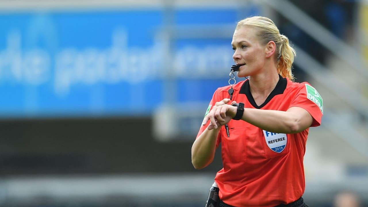 Bibiana Steinhaus exclusive: Life as Europe's leading female referee