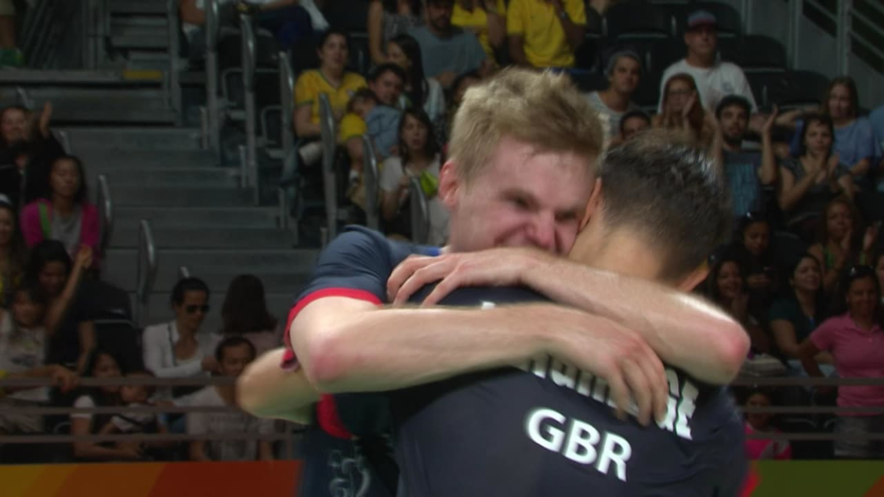 GB pair win Badminton bronze