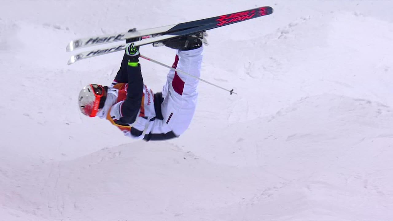 男子モーグル決勝 - フリースタイルスキー | 平昌2018リプレイ