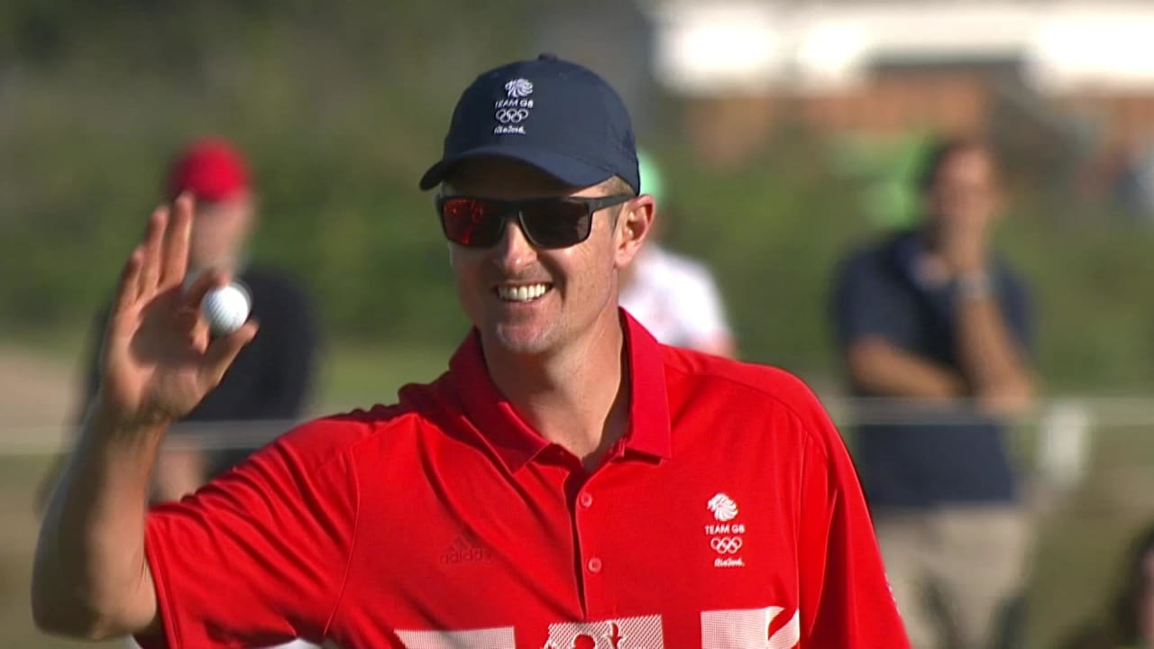Men's Golf Highlights | Rio 2016