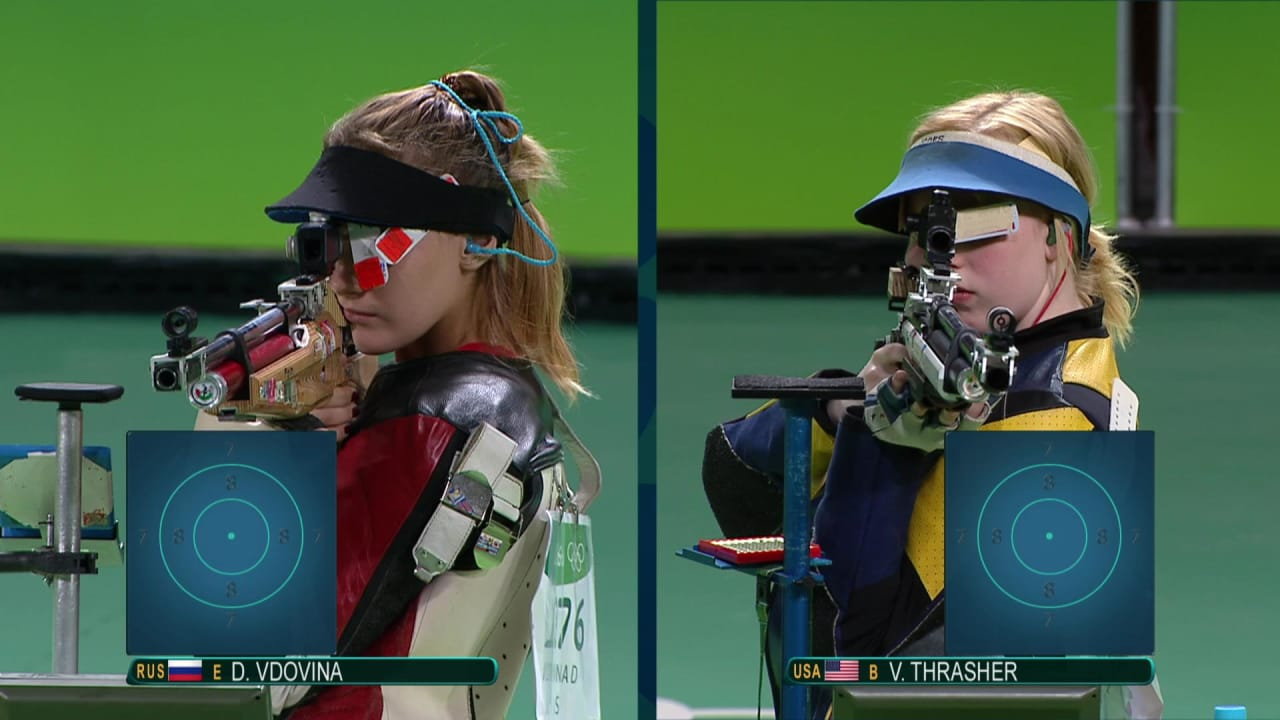 USA teenager wins first gold of Rio 2016