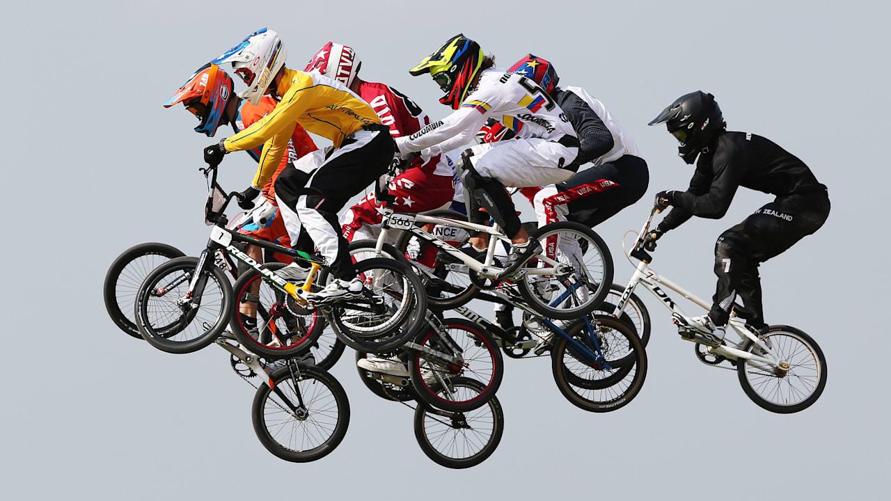 競技ガイド:自転車BMXの基本