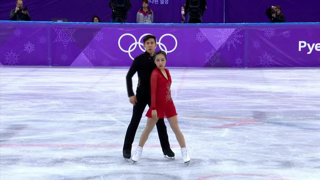 Sui Wenjing and Han Cong (CHN) - Silver Medal | Pairs Free Skating