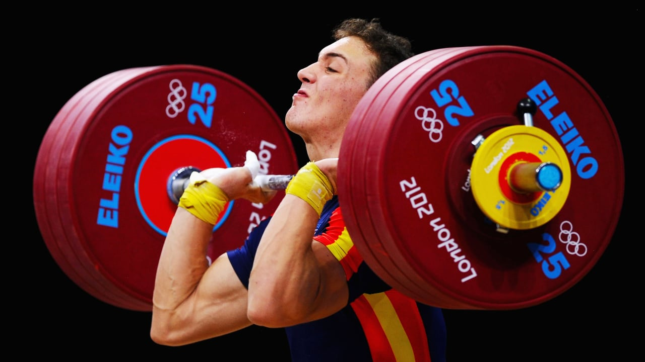 The beauty of Weightlifting