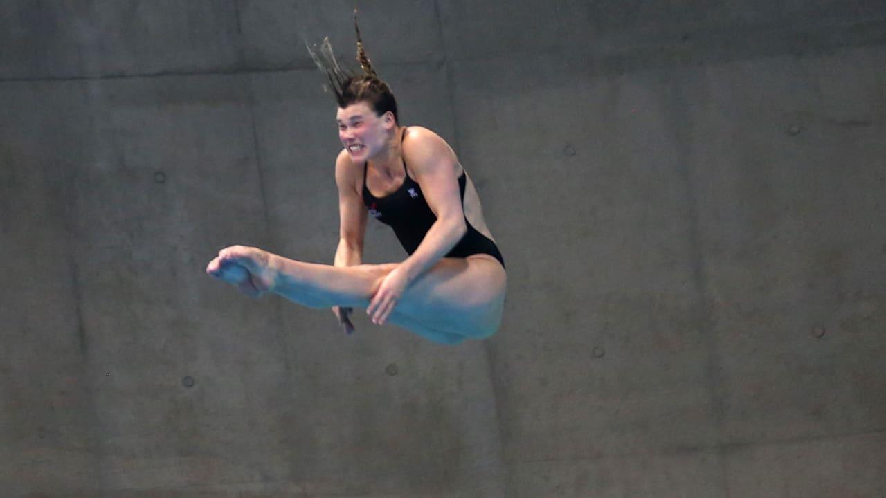 女子3m飛板飛込準決勝 | 飛込 - 夏季ユニバーシアード - ナポリ