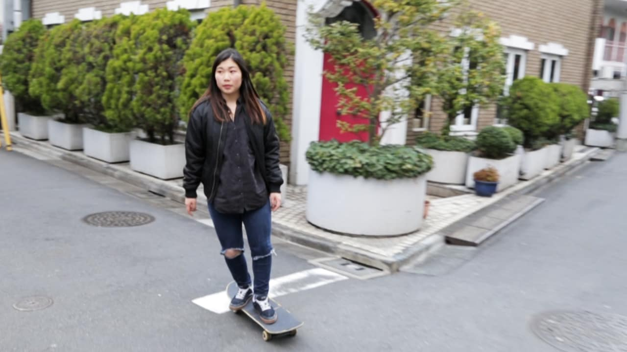 Can Japan's first skateboarder to win X Games gold find Olympic success?
