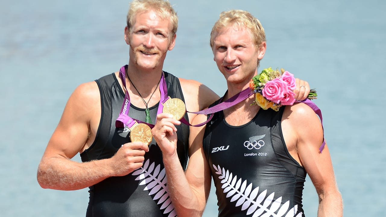 New Zealand Duo Show Superiority To Take Rowing Gold