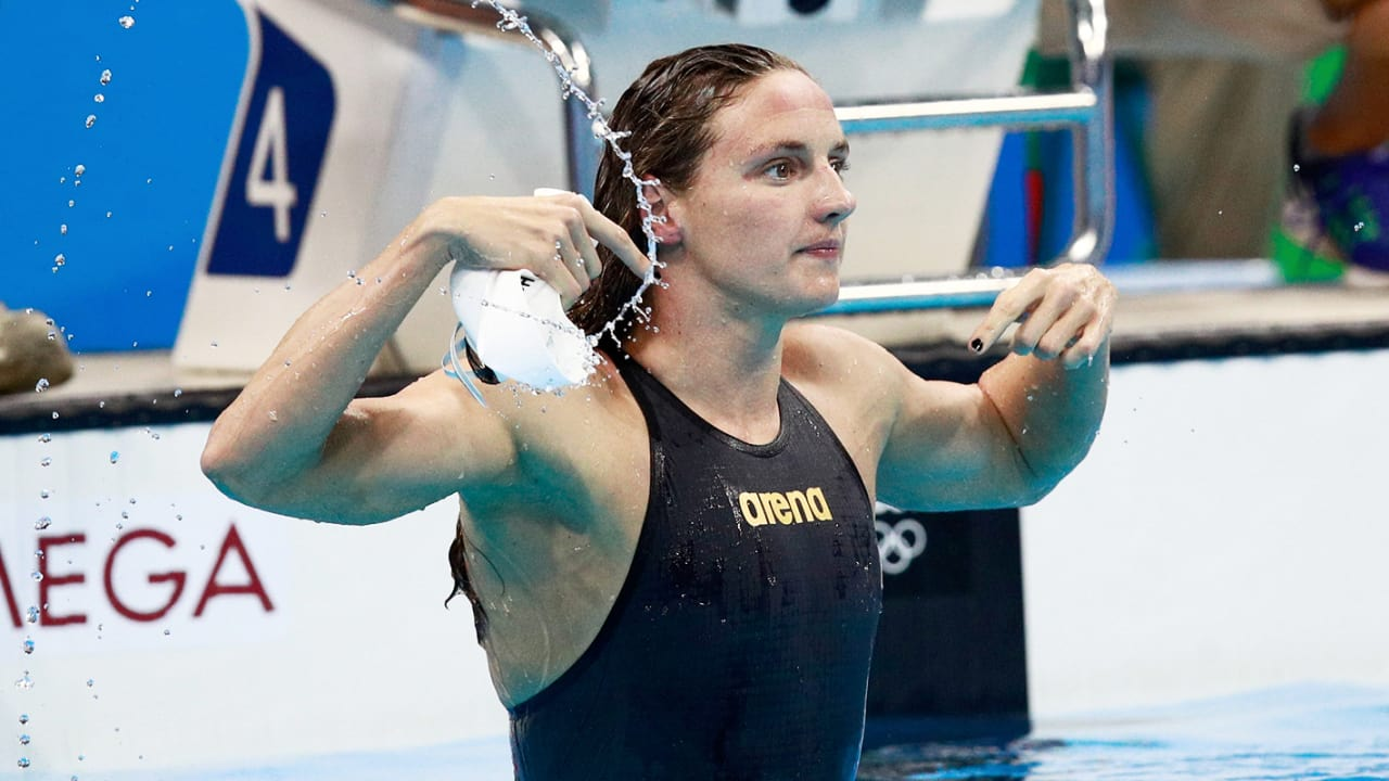 Katinka Hosszú: My Rio Highlights