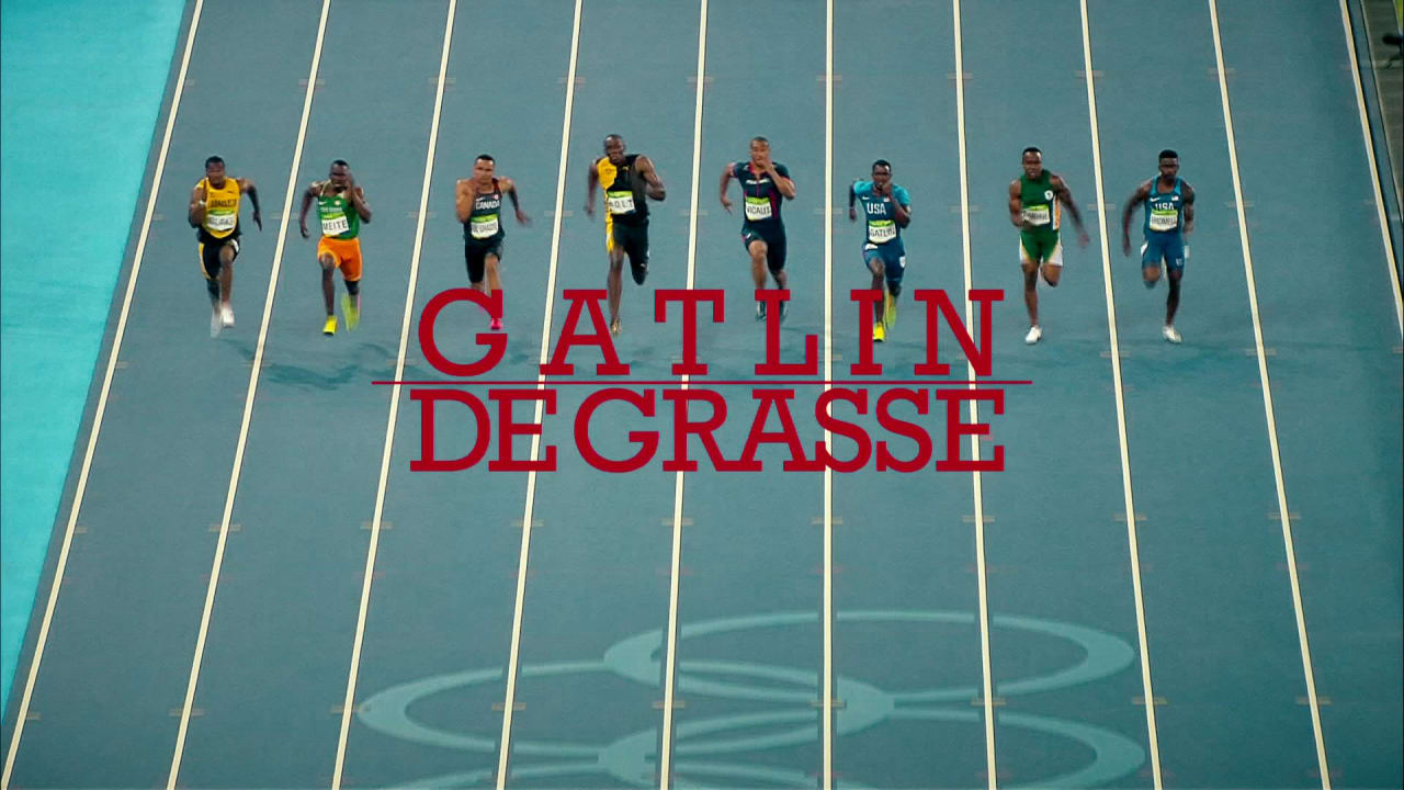 Potential v experience: The battle of Gatlin and De Grasse