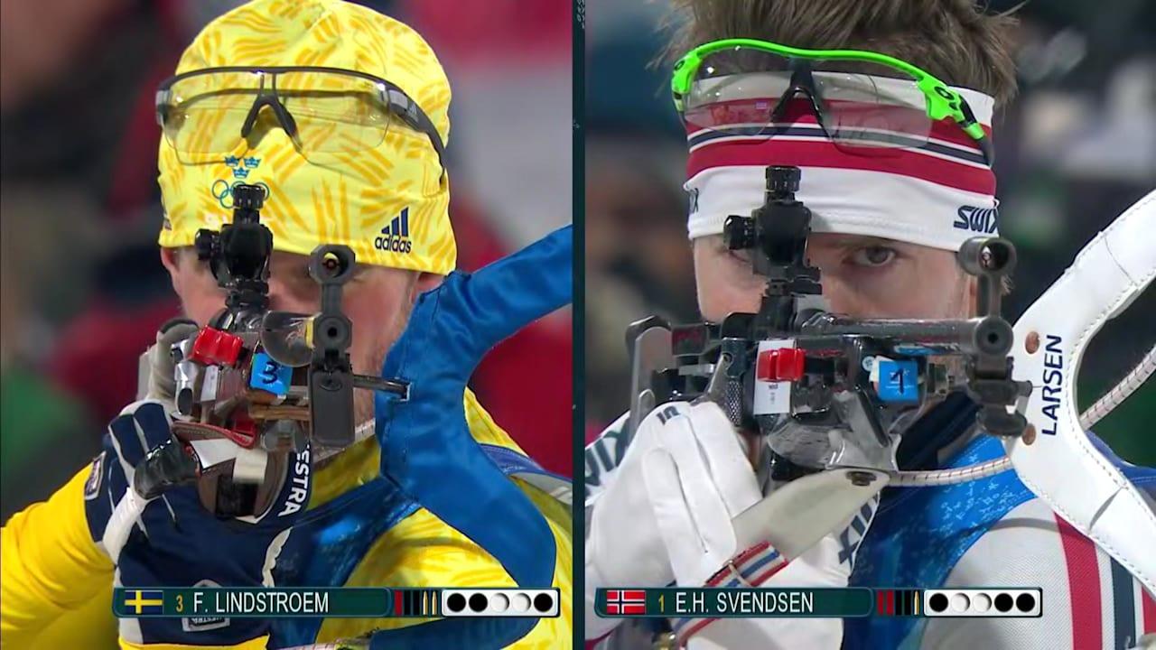 Men's Relay - Biathlon | PyeongChang 2018 Replays