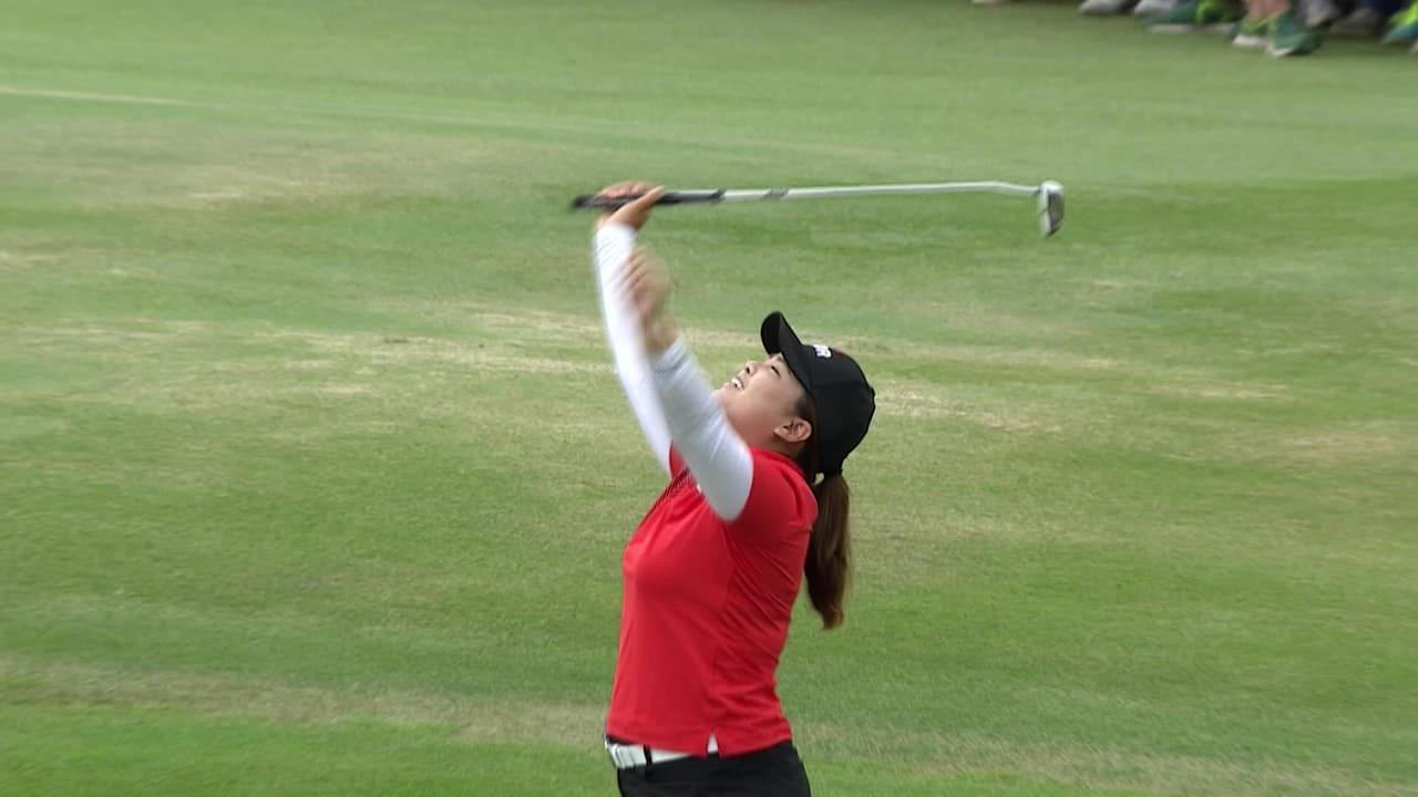 Women's Golf Highlights | Rio 2016