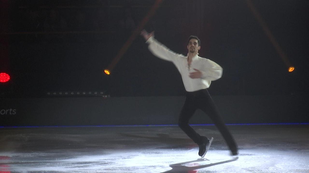 Javier Fernandez brings figure skating home to Spain