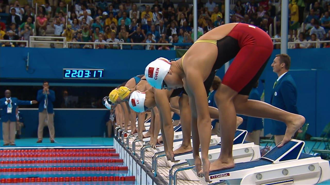 Sjostrom breaks 100m butterfly world record